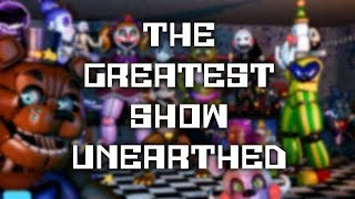 [SFM FNAF] The Greatest Show Unearthed - Song by Creature Feature