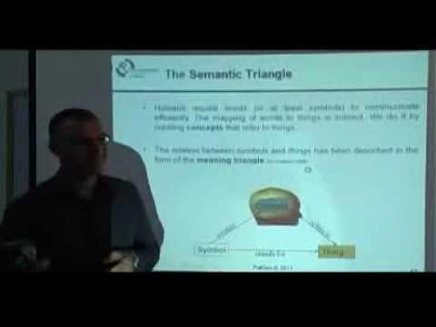 R2T4 - 12.1 P1 - Lexical Semantics and Multilingualism - Prof. Mustafa Jarrar TV2