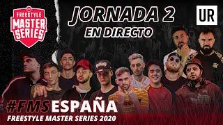 FMS - Jornada 2 #FMSESPAÑA Temporada 2020 | Urban Roosters