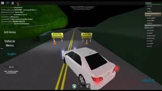 ROBLOX | Pacifico | 2007 Toyota Corolla LE | Test Drive