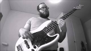 ABBA - Dancing Queen bass cover
