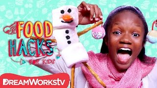 Ho Ho Holiday Hacks | FOOD HACKS FOR KIDS
