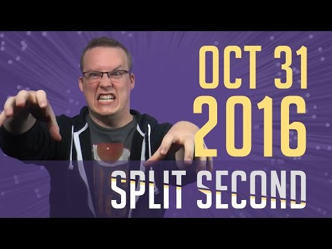 Split Second - October 31, 2016