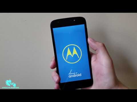 How to Hard Reset Moto E5 Play (Best Guide) HD