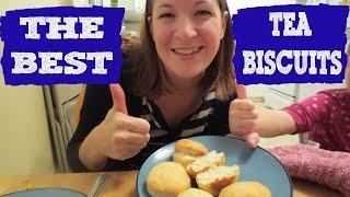 The Best Tea Biscuits | Vlog #283