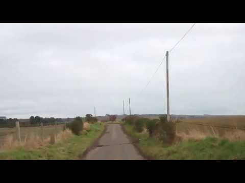March Drive To The Graveyard In Lunan...
