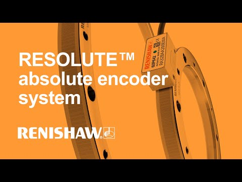 Official] Renishaw RESOLUTE™ Absolute Encoder System - Linear and