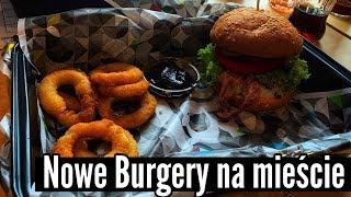 Nowe Burgery na Mieście - Boby Burger Kielce
