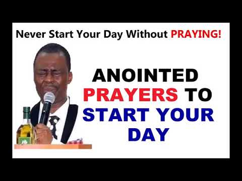 Download ANOINTED PRAYERS TO START YOUR DAY