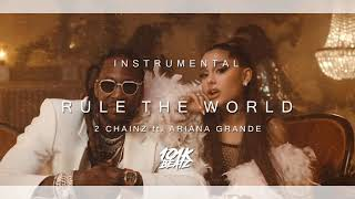 Download lagu 🔥 2 Chainz - Rule The World ft. Ariana Grande INSTRUMENTAL (Best Version) 🔥