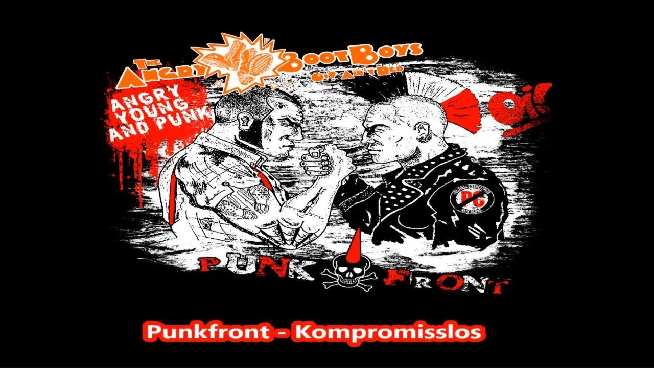 Punkfront - Kompromisslos (mit Text)