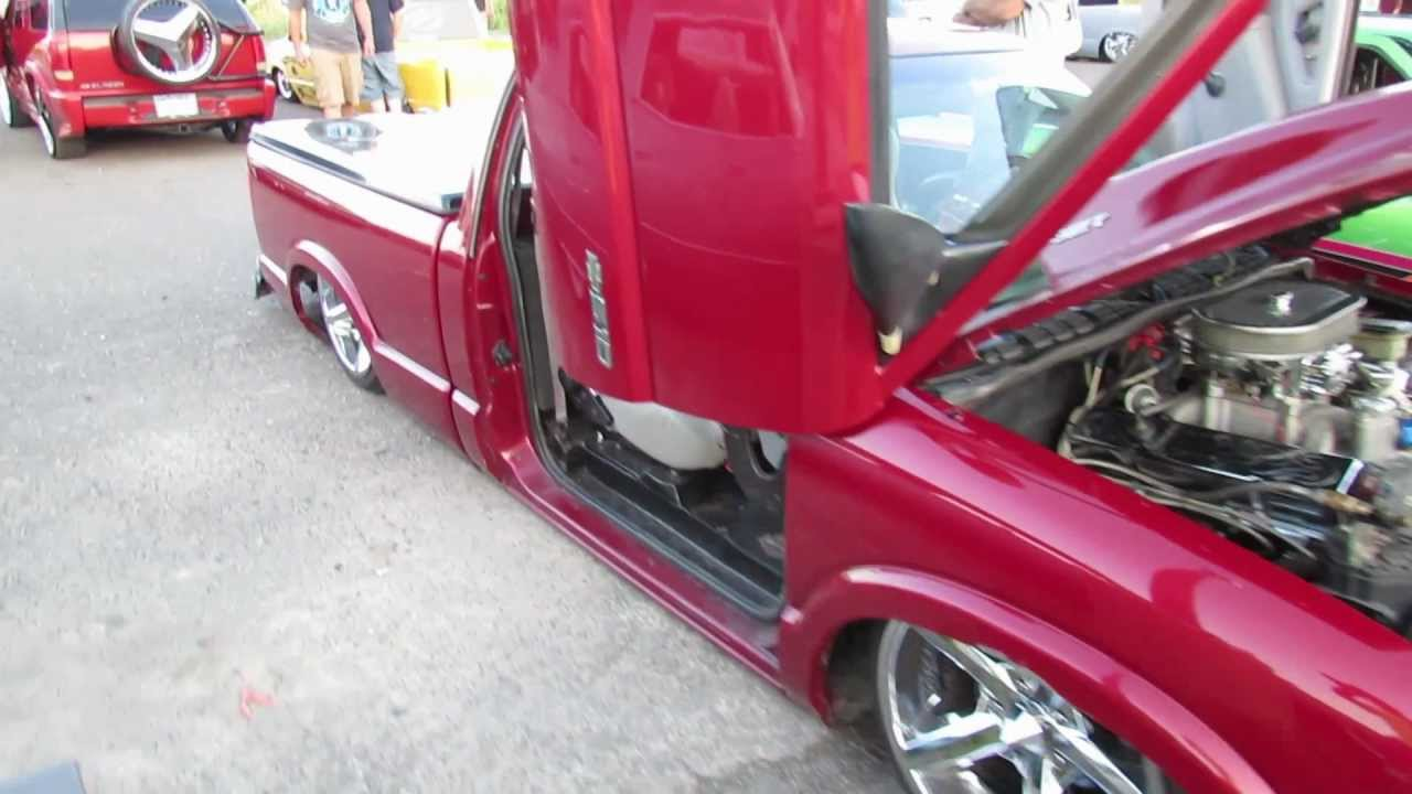 1995 chevy s10 lowrider youtube. Black Bedroom Furniture Sets. Home Design Ideas