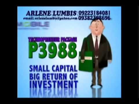 Negosyong patok sa masa at maliit lang ang kapital pwede kang kumita ng milyones (vmobile).wmv