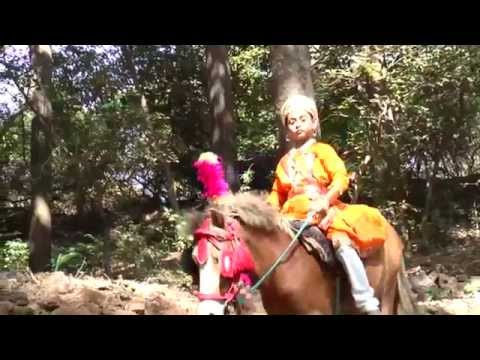 Great Chhtrapati Shivaji .. Bal Shivaji Prithviraj Shahapure
