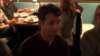 Asheville Drinks & Dialog Part 3 at Burgermeisters November 2010 Thumbnail