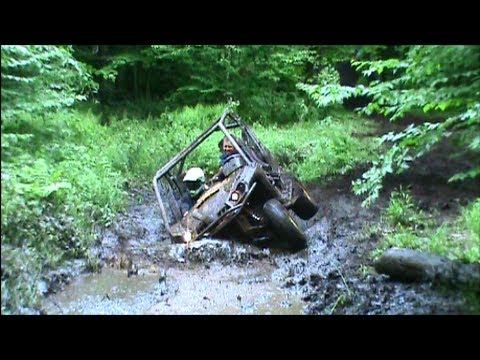 Brand New Can-Am Commander 1000 Mud Tested!