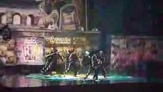 No Half Stepping Show in Korea 2007