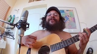 Running away Bob marley acoustic cover
