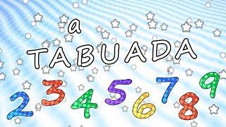 Tabuada do 2 - 3 - 4 - 5 - 6 - 7 - 8 - 9 - Ouvindo e Aprendendo - Tabuada de Multiplicação