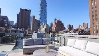 Modern Triplex Penthouse in TriBeCa   Open House TV