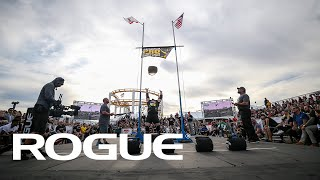 Rogue Bag Over Bar - Full Live Stream | 2020 Arnold Pro Strongman USA Qualifier - Event 3