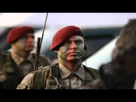 Bordo Bereliler ( Turkish Special Forces )
