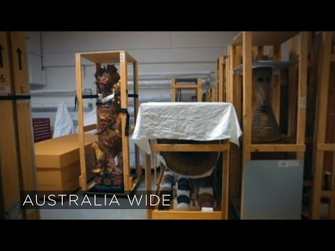 The Indigenous artefacts you've never seen