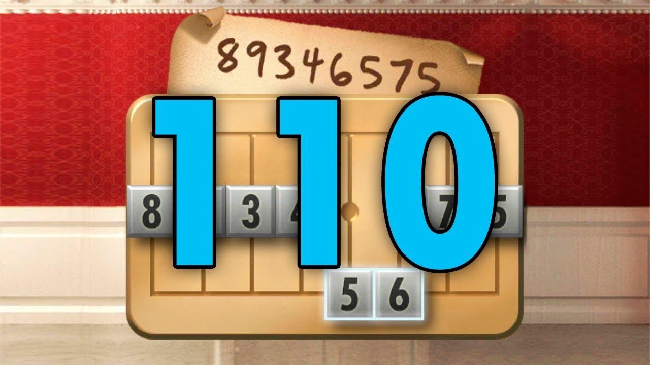 110 Uroven 100 Doors Challenge 100 Dverej Vyzov Prohozhdenie Youtube