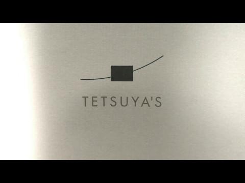 Felicity Dines At Tetsuya's