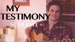 My Testimony by Elevation Worship | SPANISH con Letra | Mi Testimonio cover en Español | Traducción