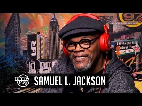 Samuel L. Jackson Talks