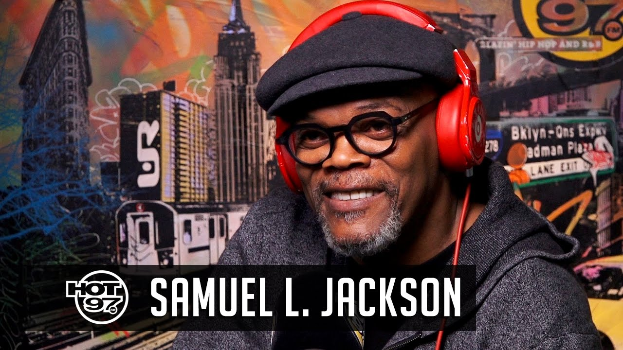 Samuel L. Jackson On Hot97