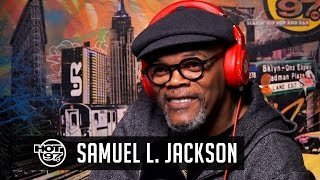 Samuel L. Jackson Talks