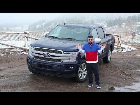 Ford F Diesel