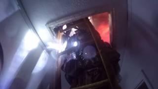 Attic Fire YouTube Videos