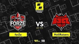 forZe vs HellRaisers Game 2 - Parimatch League Season 2: Group Stage