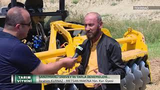 Tarım Vitrini   Metsan Makina