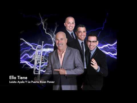 Luisito Ayala Y La Puerto Rican Power - Ella Tiene baixar grátis um toque para celular