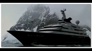 Download Video MICROSOFT'S PAUL ALLEN'S SUPER SECRET YACHT EXPLORES THE ANTARCTIC MP3 3GP MP4