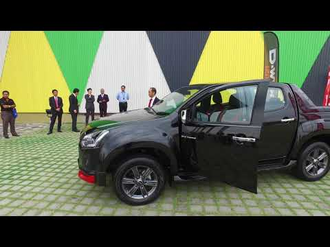 2018 New Isuzu DMax X-Series Has Built In SmartTag & 360 Camera | Evomalaysia Com