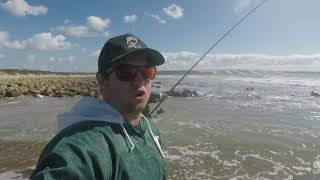 ZLF Jaeger,s guided fishing trip! Fishing with Zoo Look part 1.