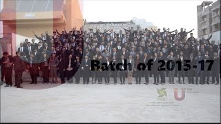 IIM Udaipur - Batch Of 2017 -  Batch Video