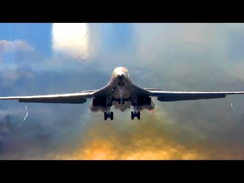 Thumbnail: B-1 Bomber In Action – Stunning Beautiful Footages