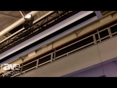 ISE 2017: Screen Innovations Talks About Zero G Motorized, Flexible Screen