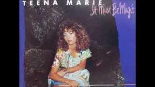 """TEENA MARIE. """"Square Biz"""". 1981. original album version """"It Must Be Magic""""."""