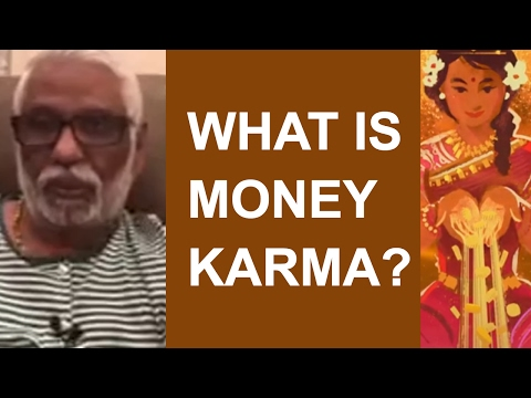 What Is Money Karma?