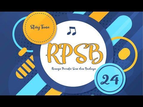 Live - RPSB 24 - Remaja Pecinta Seni Dan Budaya - Santriwati Pesantren Darunnajah