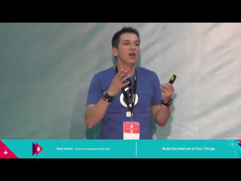 DevTalks Bucharest 2016 - Radu Stefan - Build the Internet of Your Things