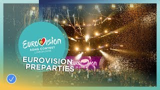 The promo tour of the 2018 Eurovision Song Contest participants