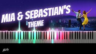 La La Land - Mia and Sebastian's Theme    Piano